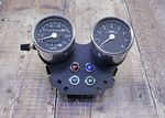 Weslake Dual Mini Gauge: Retro Tachometer & Speedometer Gauge Kit for Bonneville and 2009+ Thruxton.